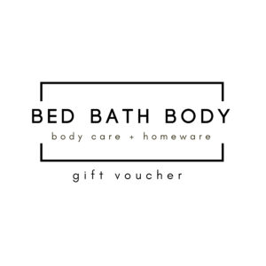 Bed Bath Body Gift Voucher