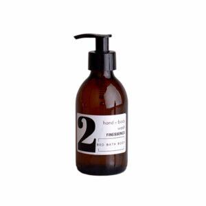 Bed Bath Body jojoba enriched hand and body wash 200ml